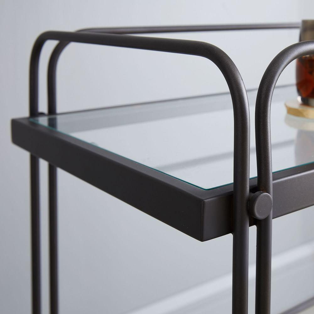 Fulton Bar Cart