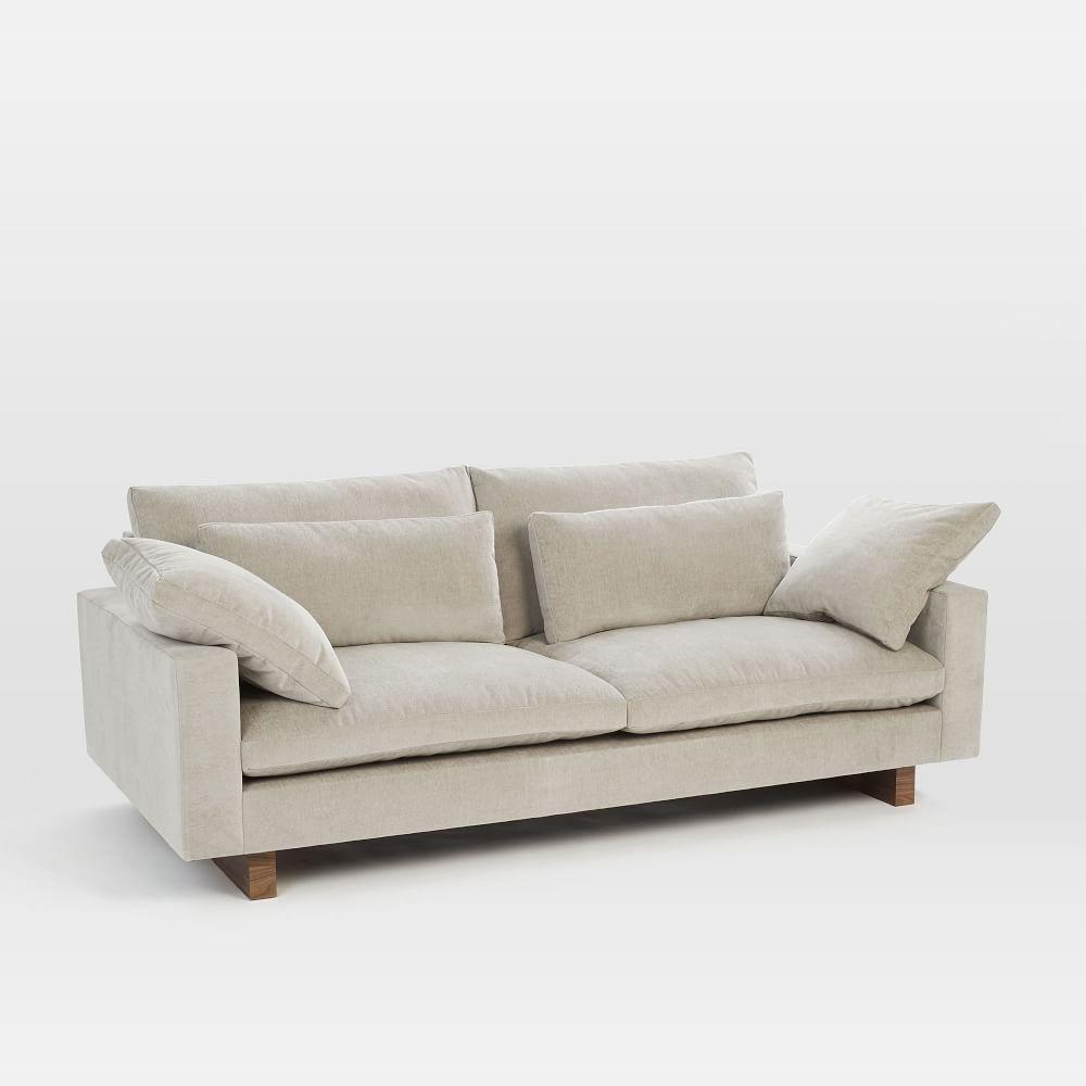 Harmony 3 Seater Sofa  (208 cm)
