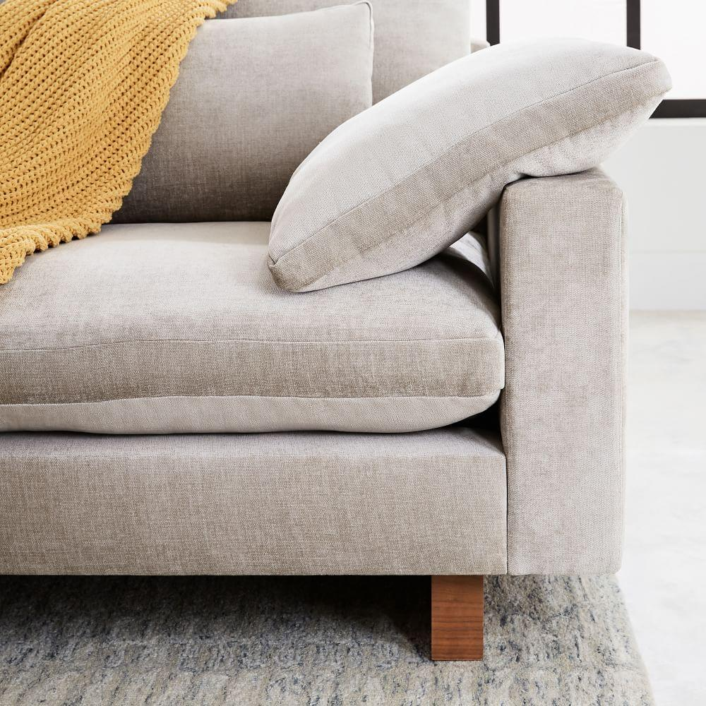 Harmony 2-Piece Chaise Sectional