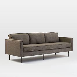 Fantastic Axel Leather Sofa 226 Cm West Elm Uk Creativecarmelina Interior Chair Design Creativecarmelinacom