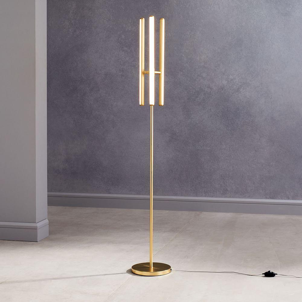 Light Rods LED Floor Lamp