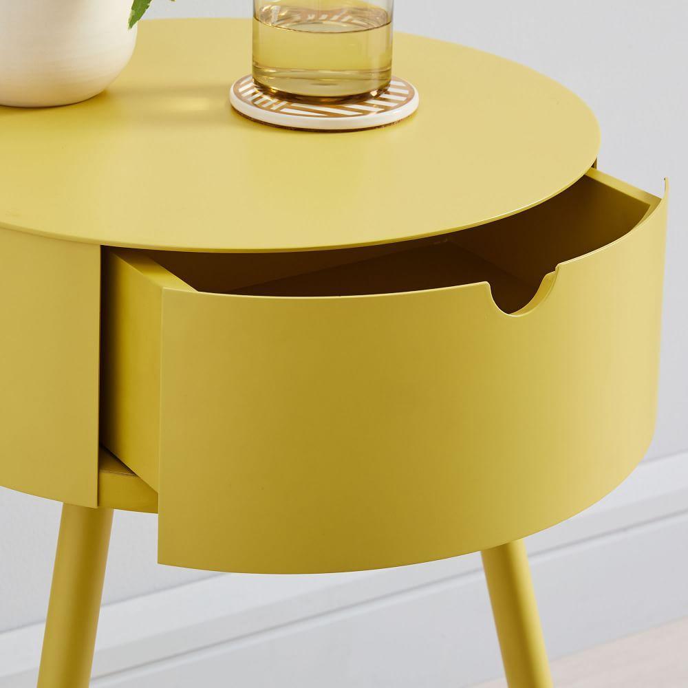 Mitzi Bedside Table - Nugget