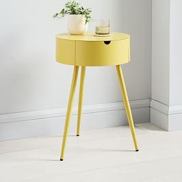 Mitzi Bedside Table - Nugget