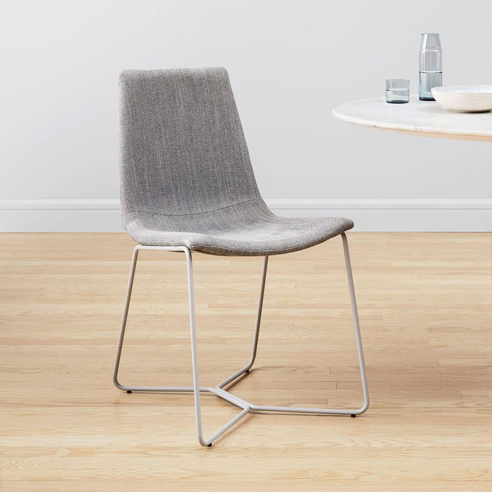 Slope Upholstered Dining Chair