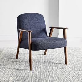 Armchairs + Footstools