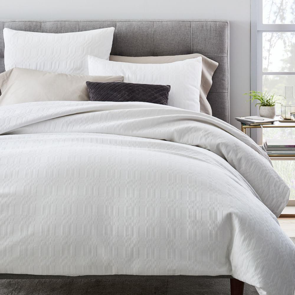 Ribbon Stripe Duvet Cover + Pillowcases