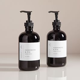 Bath Soaps + Lotions