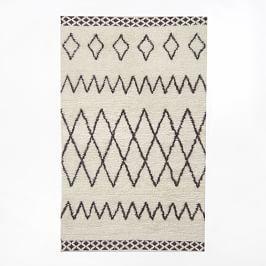 Kasbah Wool Rug - Ivory
