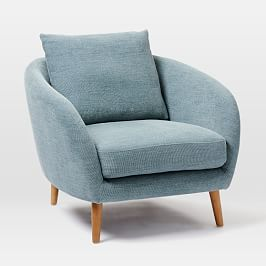 Hanna Chair - Blue Stone