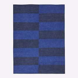 Jute Broken Stripe Rug