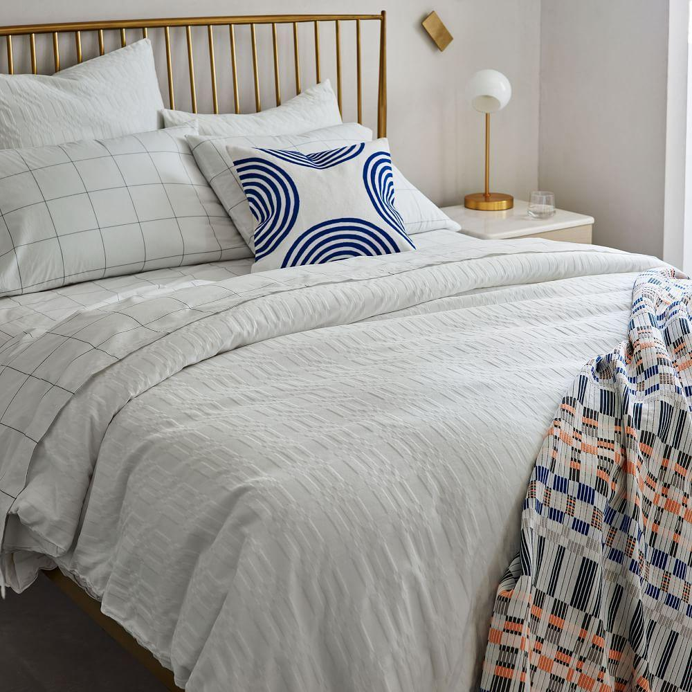 Ribbon Stripe Duvet Cover + Pillowcases