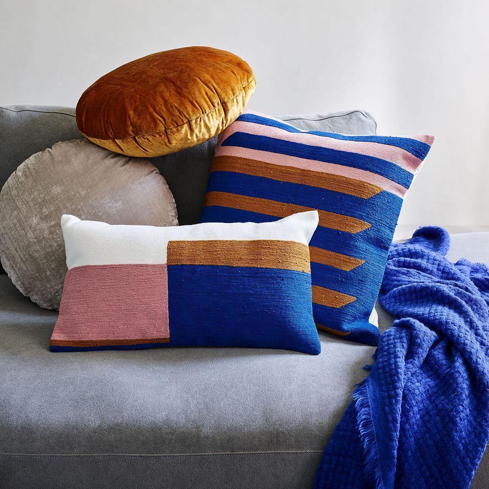 All Cushions + Throws