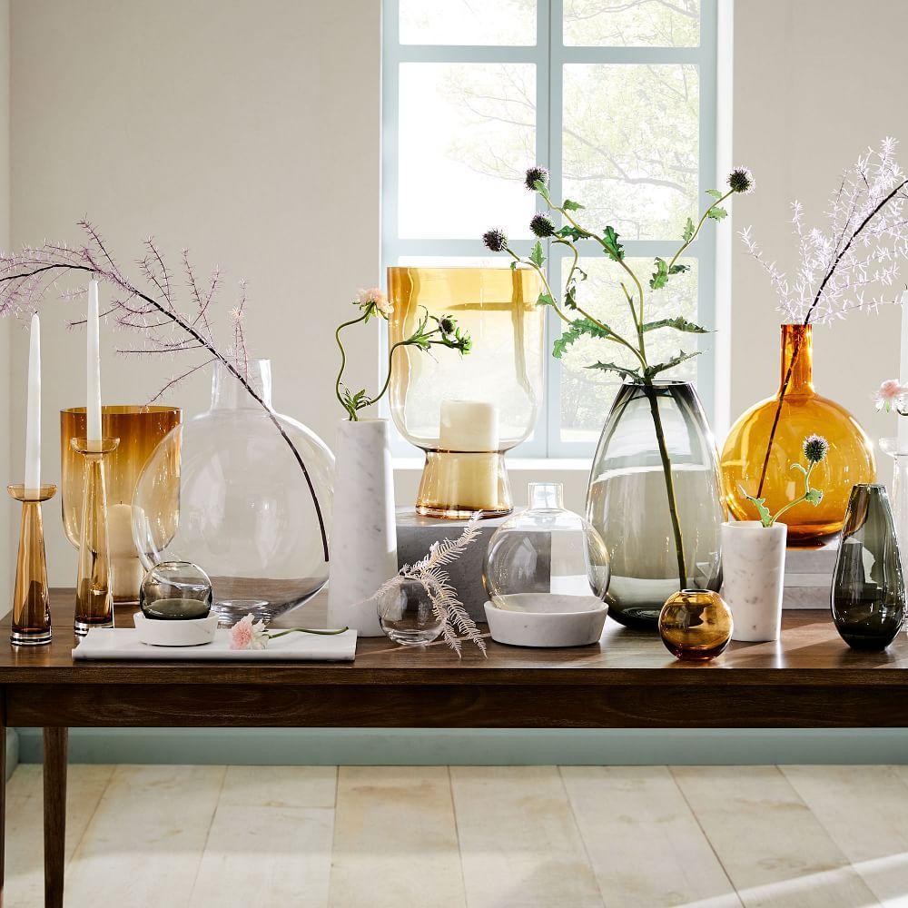Foundations Glass Hurricanes