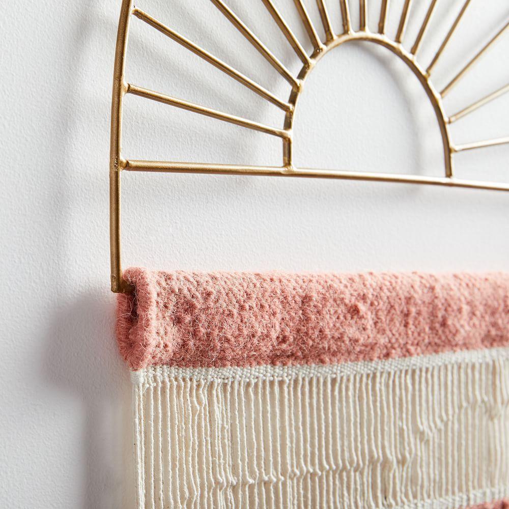 Nouveau Tapestry Wall Art - Sunbeam