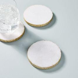 Shimmering Coasters (Set of 4)
