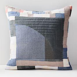 Pamela Wiley Geo Blocked Cushion Cover