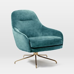 Valentina Swivel Chair
