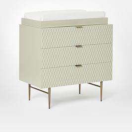 Audrey 3-Drawer Changing Table