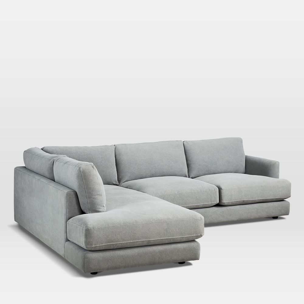Pleasing Haven 2 Piece Terminal Chaise Sectional West Elm Uk Alphanode Cool Chair Designs And Ideas Alphanodeonline
