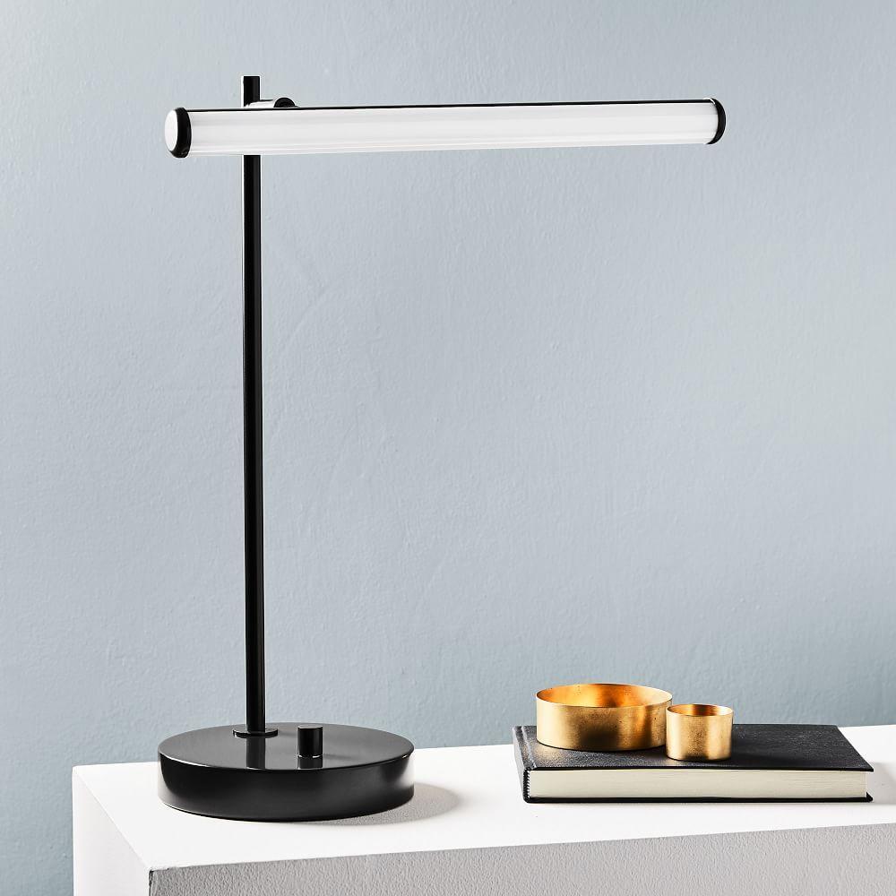 Light Rods Led Table Lamp West Elm Uk