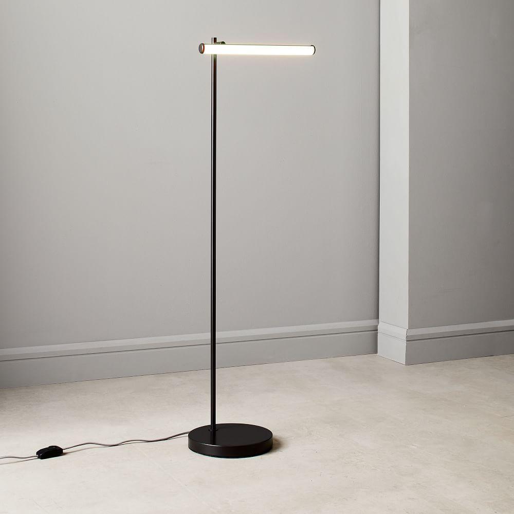 Light Rods LED Reader Floor Lamp