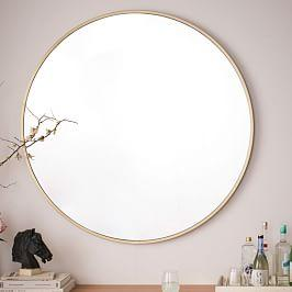30% Off Select Mirrors + Frames