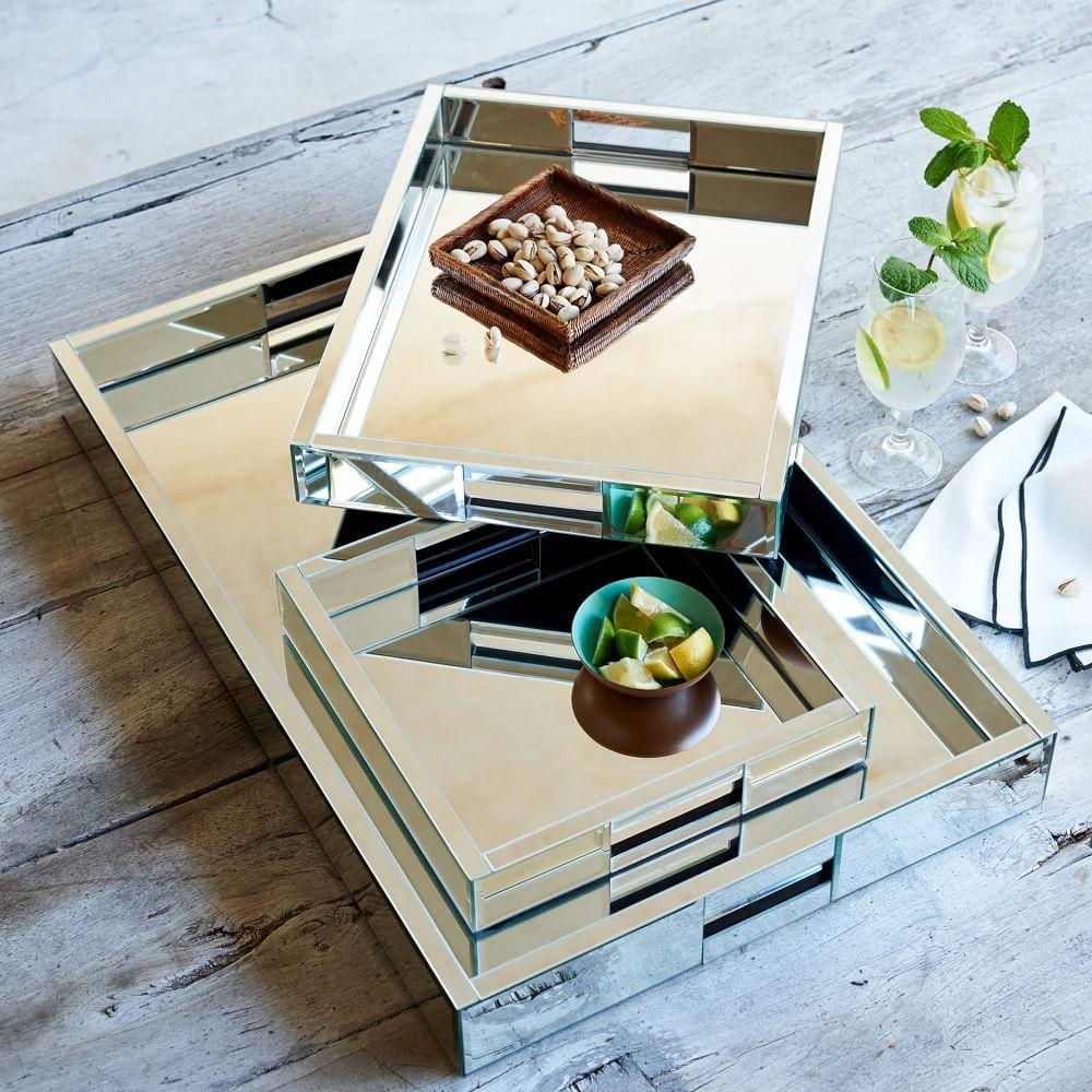 Mirror Trays West Elm UK