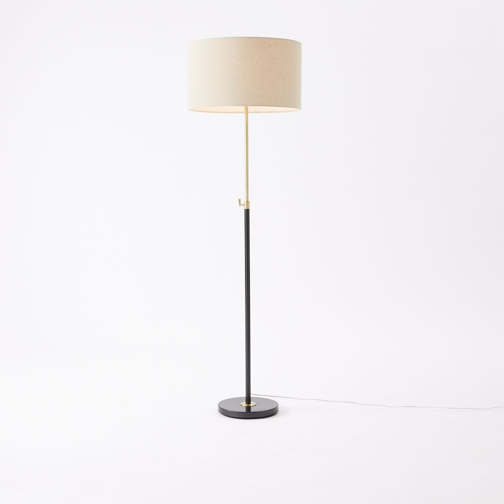 Telescoping Floor Lamp West Elm Uk