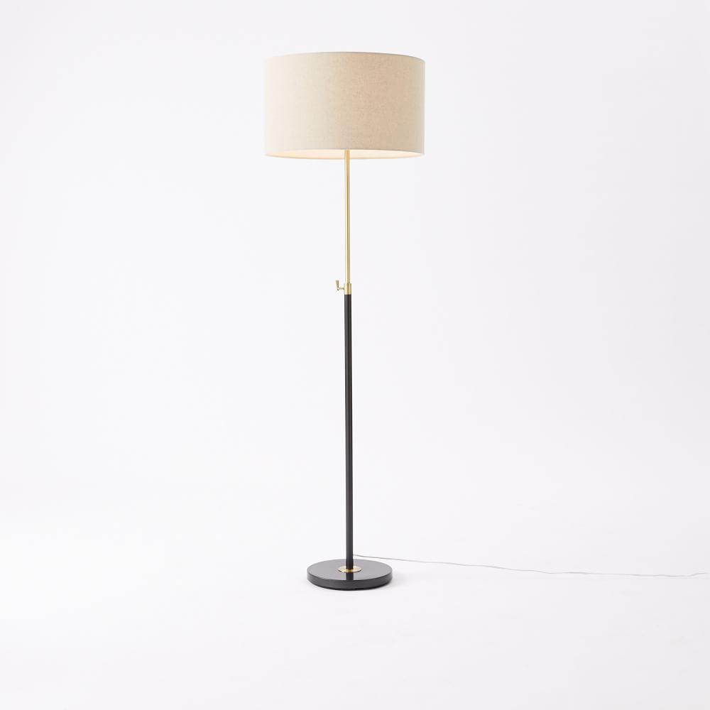 Telescoping Floor Lamp