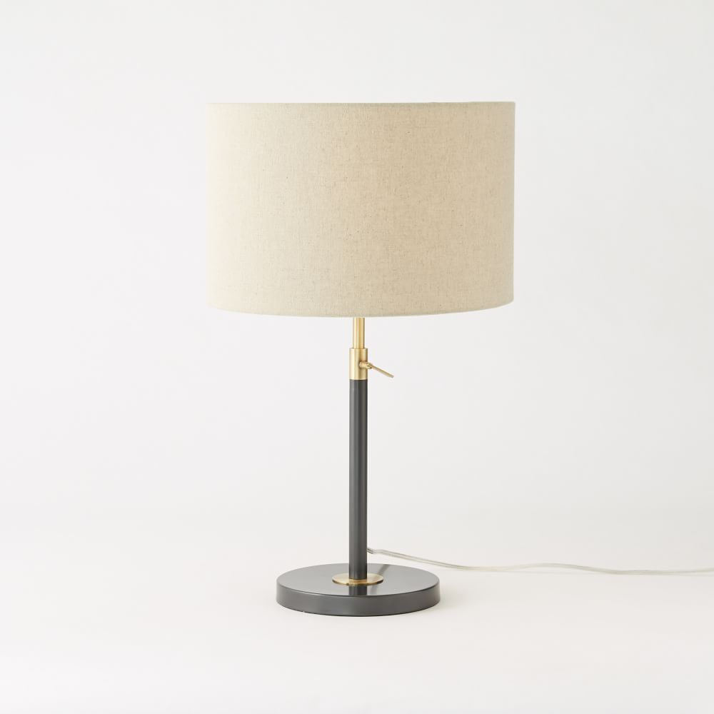Telescoping Table Lamp