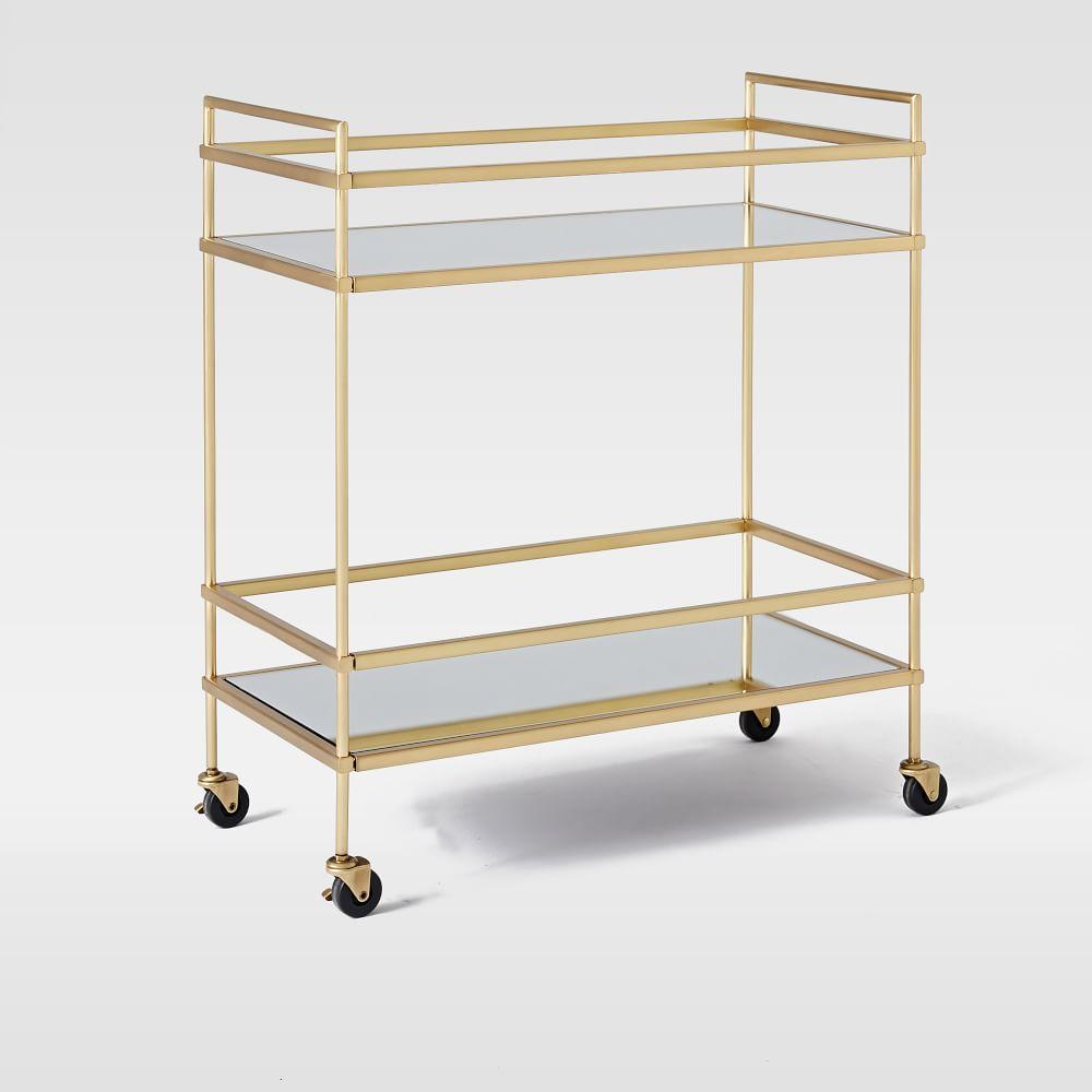 terrace bar cart west elm uk. Black Bedroom Furniture Sets. Home Design Ideas