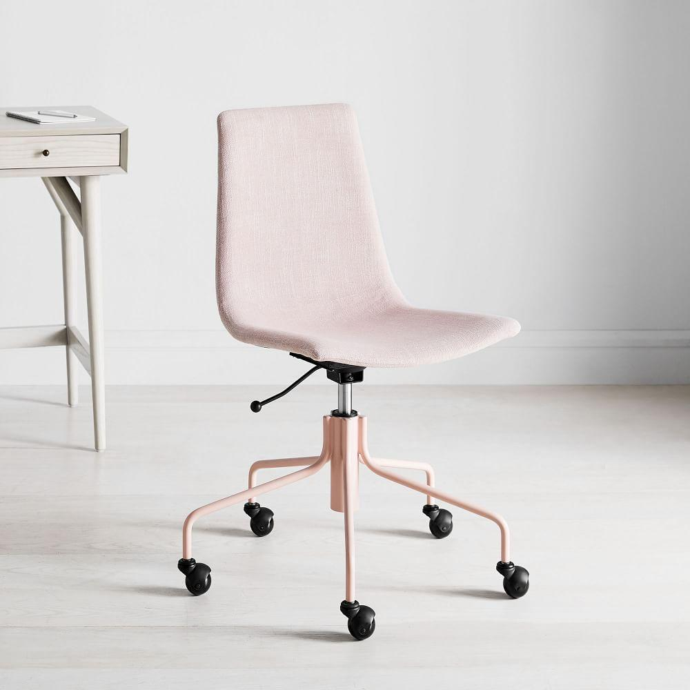 Modern Slope Upholstered Office Chair