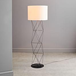 Floor Lamps West Elm Uk