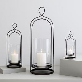 Arched Hanging Lanterns