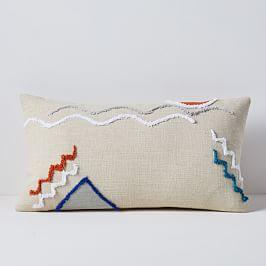 Candlewick Landscape Shapes Cushion Cover