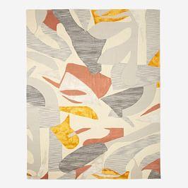 Collage Flora Rug