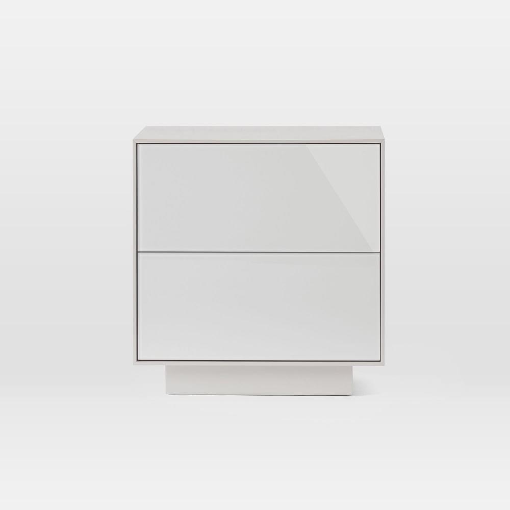 Emilia Bedside Table - Haze