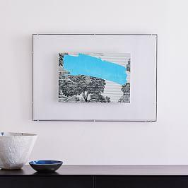 Etched Postcard Wall Art - Landscape