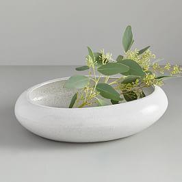 Linked Ceramic Centrepiece Vase