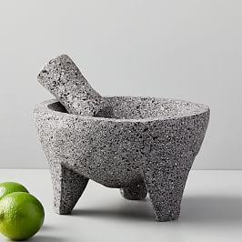 Molcajete + Tejolete (Mortar + Pestle)