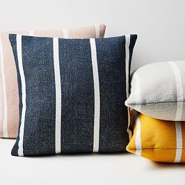 Garden Cushions + Blankets