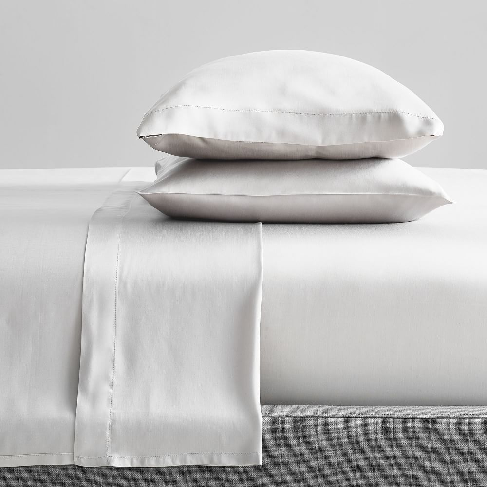 TENCEL™ Sheets - Stone White