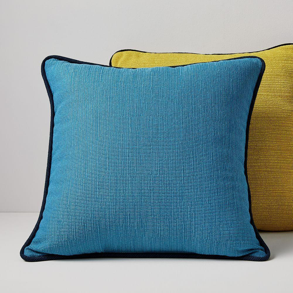 Outdoor Contrast Trim Cushion