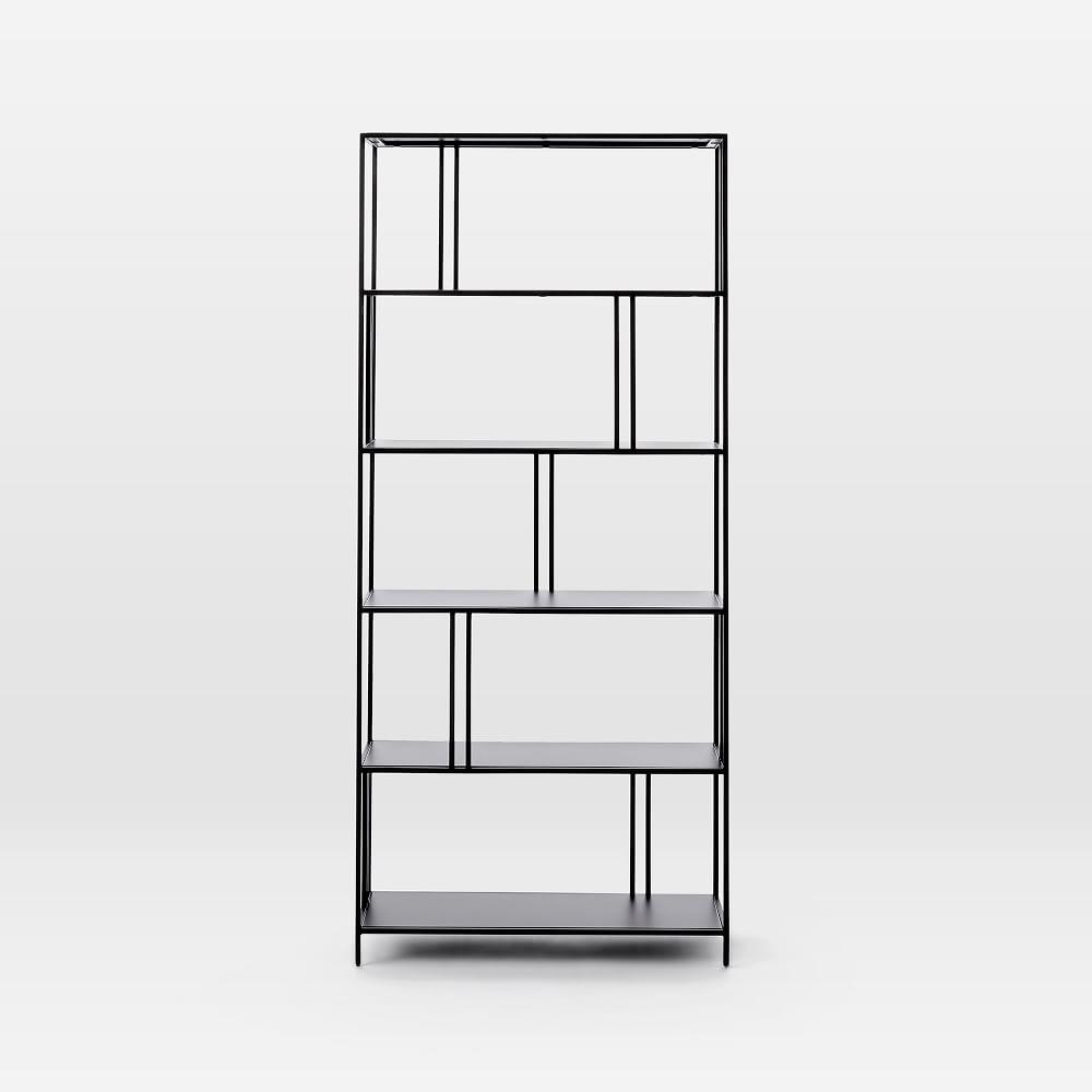 Profile Wide Bookcase