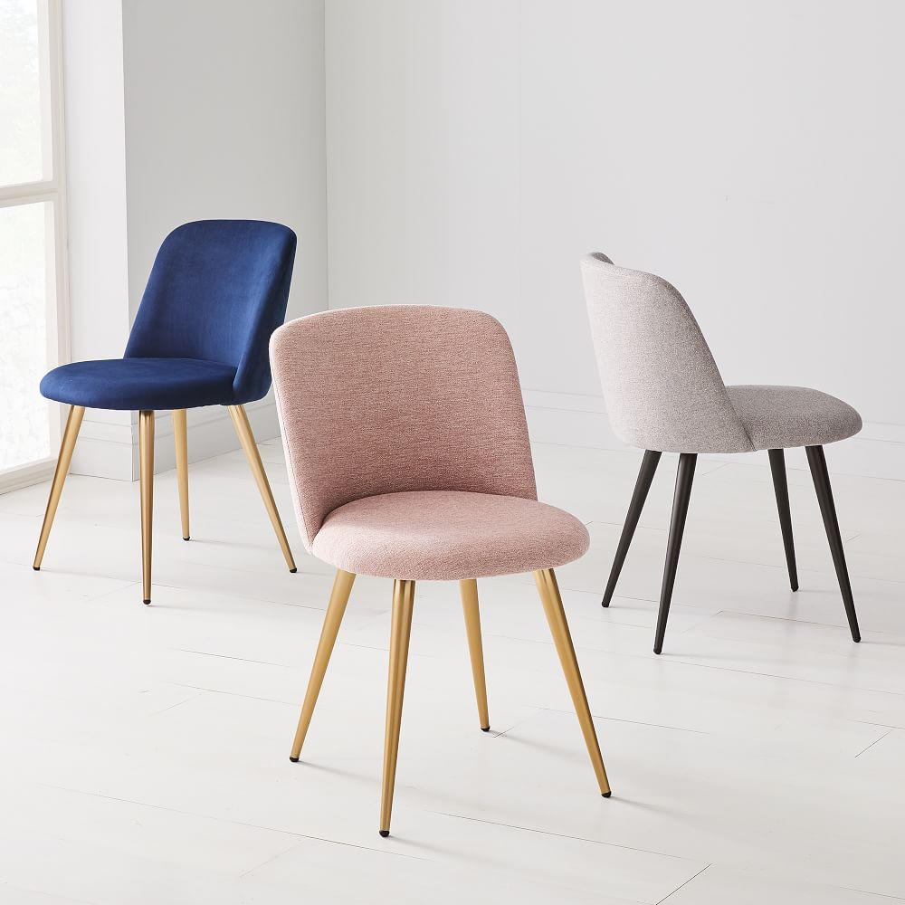 Lila Upholstered Dining Chair
