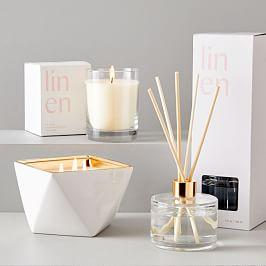 Naturalist Homescent Collection - Linen