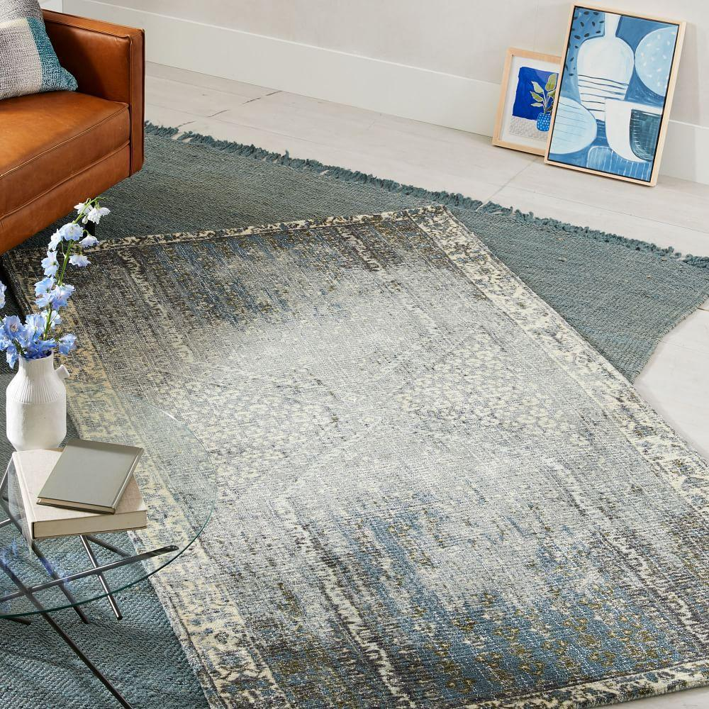 Distressed Ensi Rug