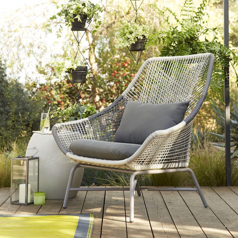 Huron Large Garden Lounge Chair