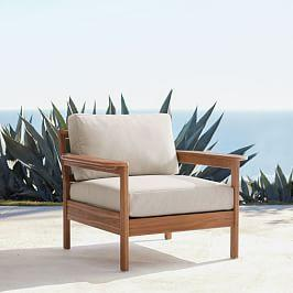 Playa Garden Lounge Chair