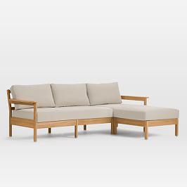 Playa Garden Reversible Sectional